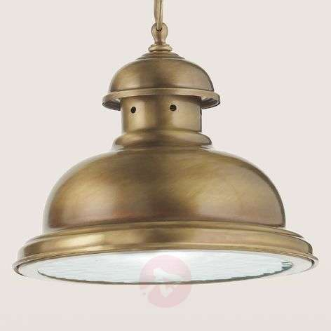 Antique style Scirocco hanging light, 25 cm