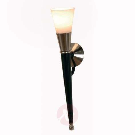 ANTOSA torch-shaped wall light 60 cm high