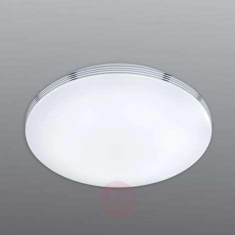 Apart bathroom ceiling light with LEDs