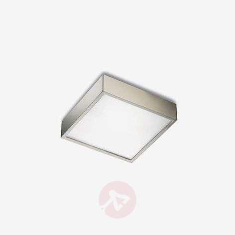 Apolo brass ceiling light, 20cm IP44