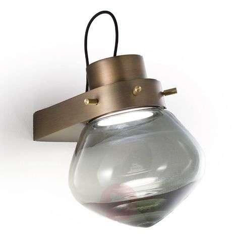 Appealing LED wall light Heart