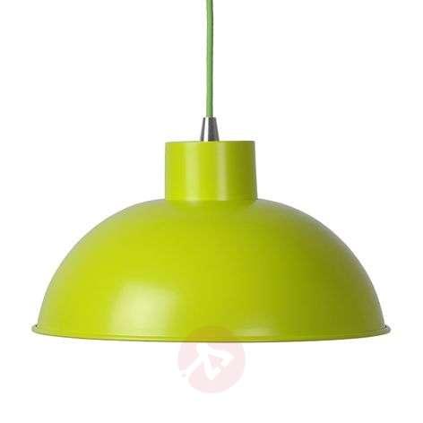 Apple green Boris hanging light