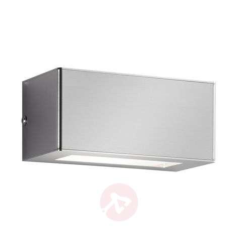 Aqua Stone 2-bulb LED outdoor wall light