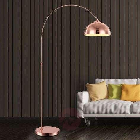 Arc-shaped floor lamp Pelin-4014704-31
