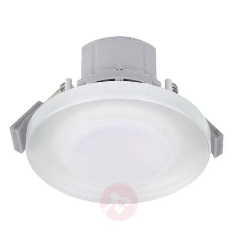 Argon iDual LED recessed spotlight with remote