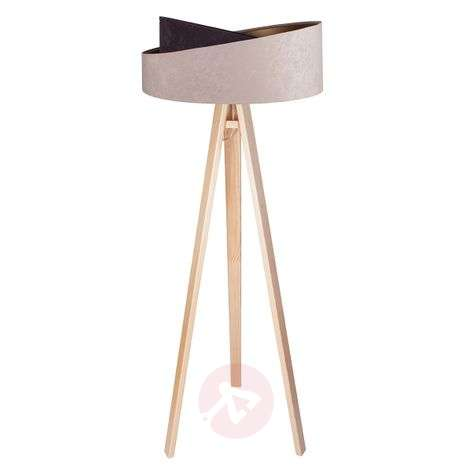 Arianna floor lamp in a layered look