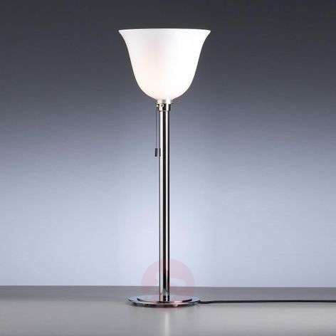 Art Deco floor lamp according to a French design