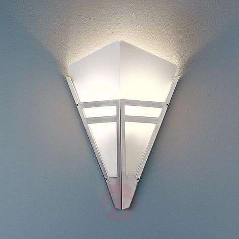Art Deco wall light from 1980