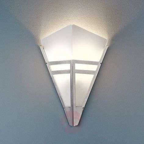 Art Deco wall light from 1980