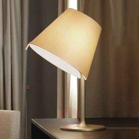 Artemide Melampo table lamp, rotatable lampshade