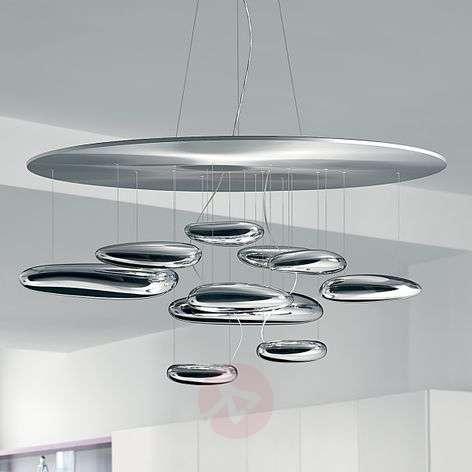 Artemide Mercury LED hanging lamp 2,700K
