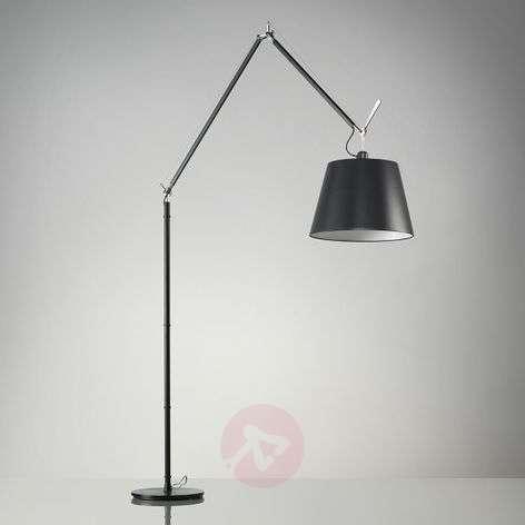 Artemide Tolomeo Mega floor lamp black 3,000 K