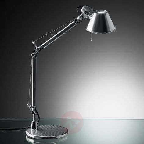 Artemide Tolomeo Micro designer table lamp