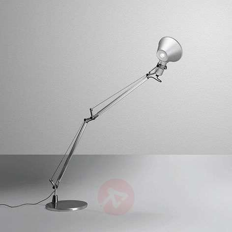Artemide Tolomeo Midi LED table lamp, aluminium