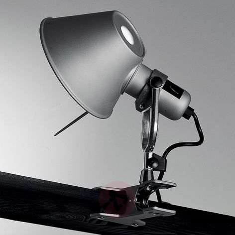 Artemide Tolomeo Pinza LED clip-on light
