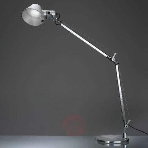 Artemide Tolomeo table lamp presence sensor