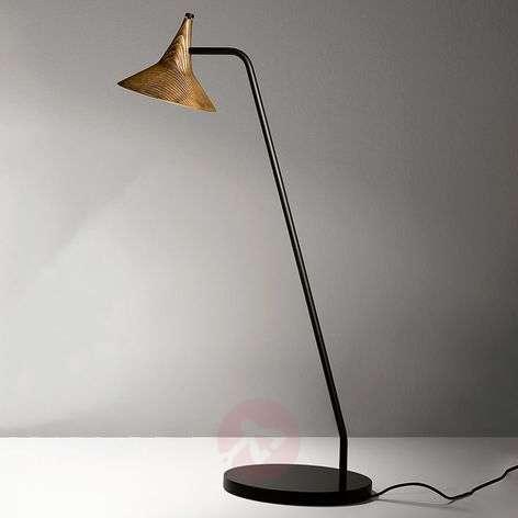 Artemide Unterlinden table lamp brass