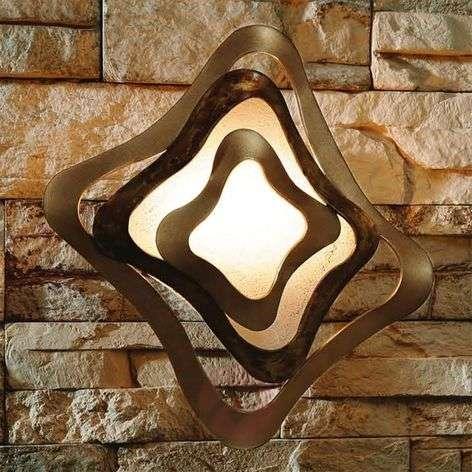 Artistic wall light Gioiello