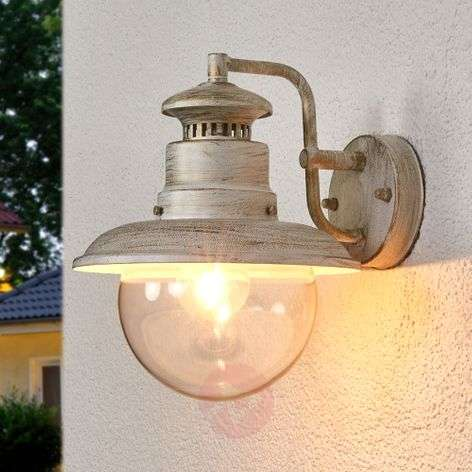 Artu outdoor wall light with an antique look-1507133-31