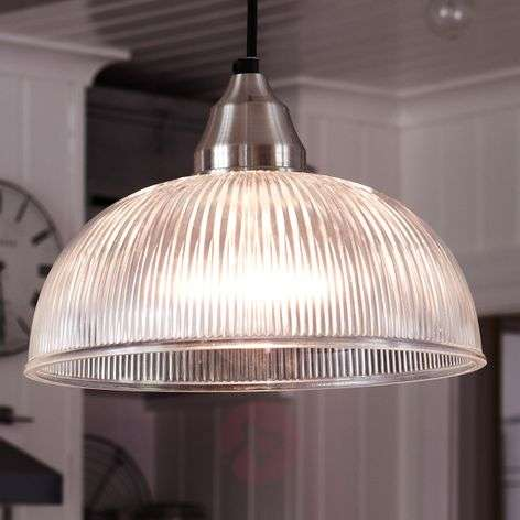 Asnen - hanging light made of steel