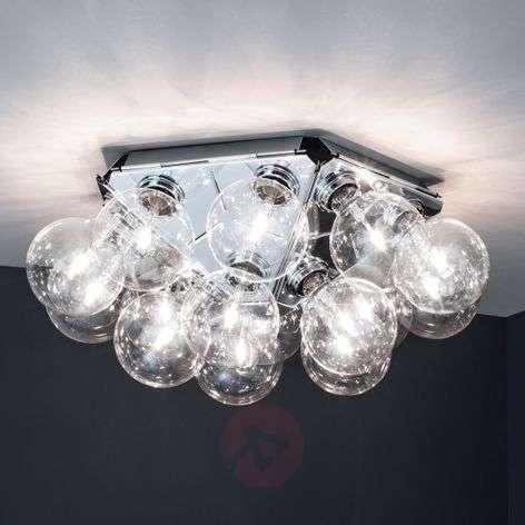 Attractive designer ceiling lamp Taraxacum 88