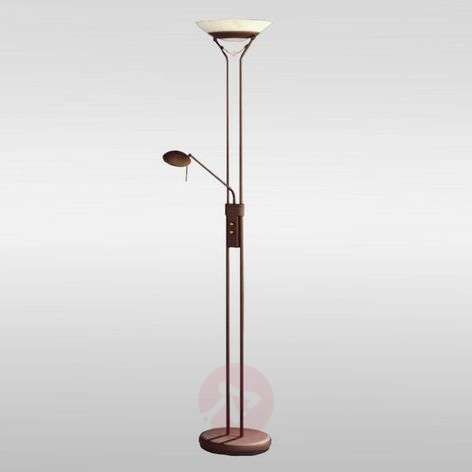 Attractive floor lamp Agio with rotary dimmer