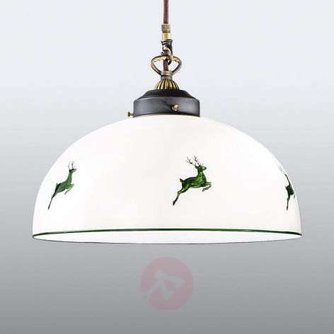 Attractive hanging light Nonna, 36 cm