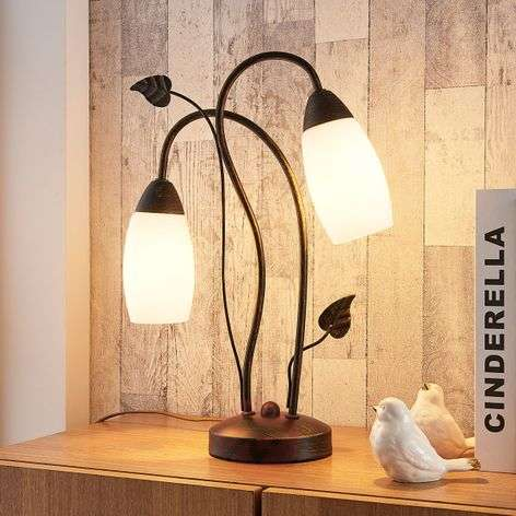 Attractive LED table lamp Stefania