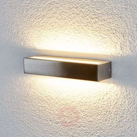 Attractive LED wall lamp Jagoda for outdoors