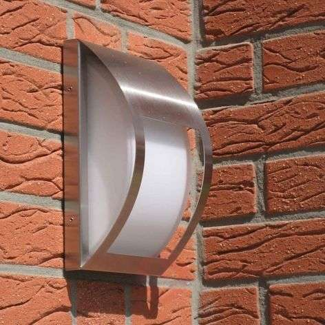 Attractive outdoor wall light 436