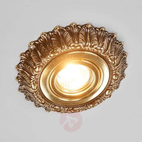 Attractive recessed light DECIO