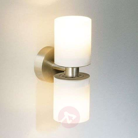 Attractive wall light TUBE TWIN SHORT