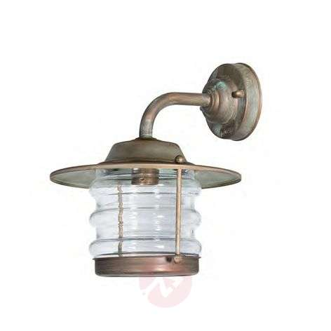 Azuro - antique-looking outdoor wall lamp