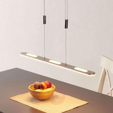 B-Leuchten New Genk hanging lamp height-adjustable