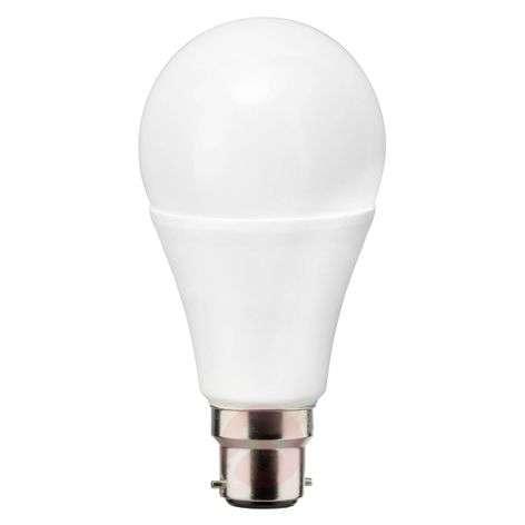 B22d 12 W 840 LED bulb