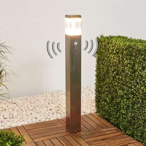 Baily stainless steel sensor LED path lamp