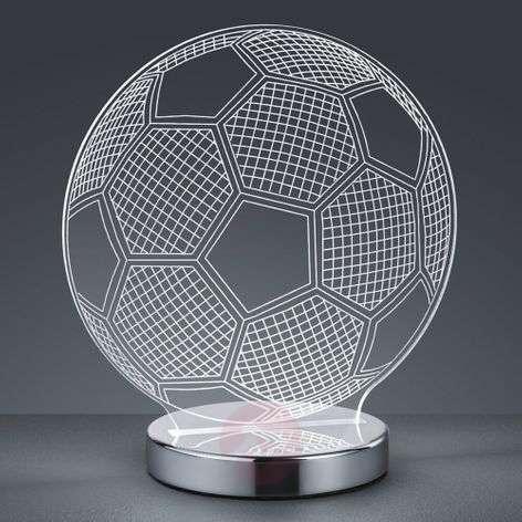 Ball 3D hologram table lamp