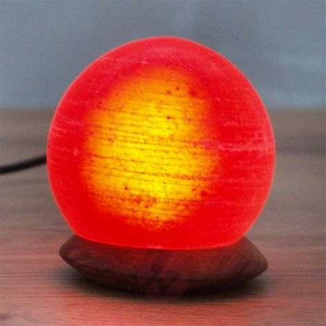 Ball USB table lamp for computers and laptops