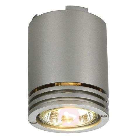 Barro Ceiling Light Aluminium
