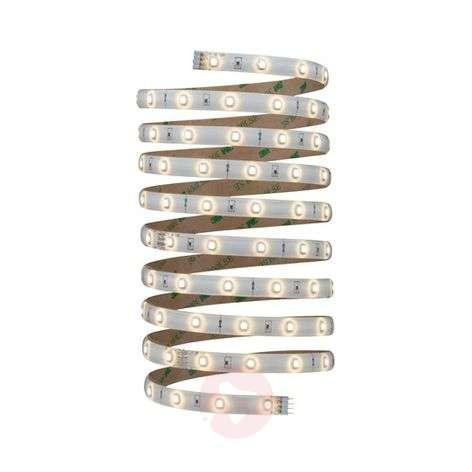 Basic set YourLED 3 m in white, LEDs, warm white