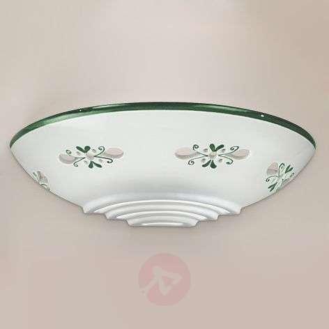Bassano - beautiful ceramic wall light