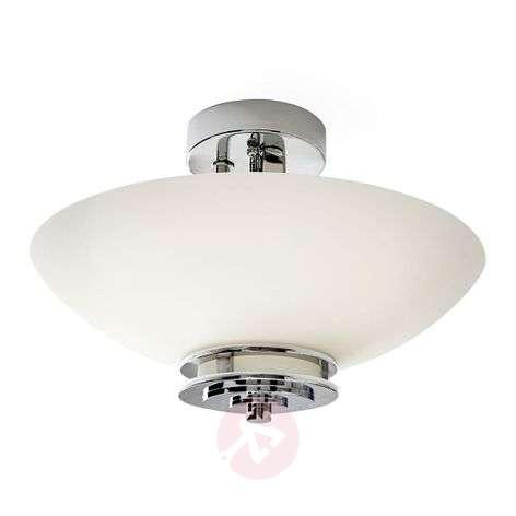 Bathroom ceiling light Hendrik with LEDs