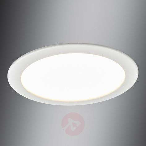 Bathroom recessed light Editha with LEDs, 18 W-9978015-313