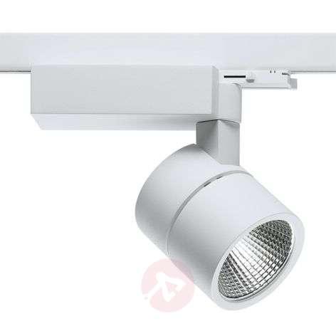 Beam LED spot for 3-circuit track system white