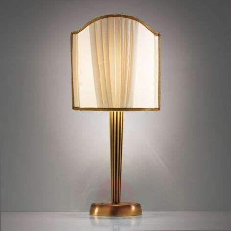Beautiful Belle Epoque table lamp