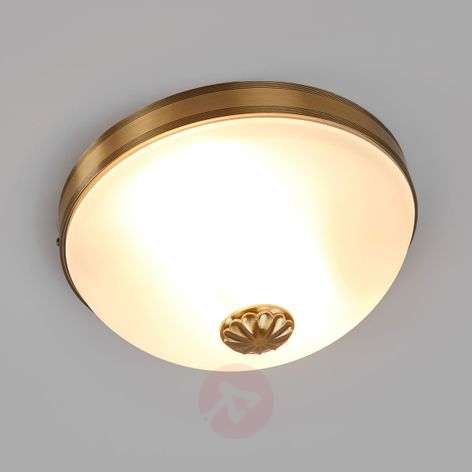 Beautiful ceiling light Impery in antique style