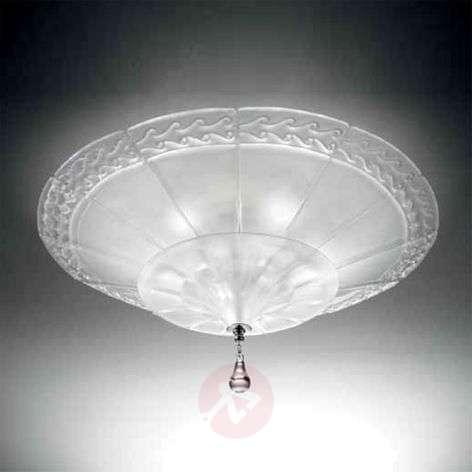 Beautiful ceiling light Mademoiselle 65 cm