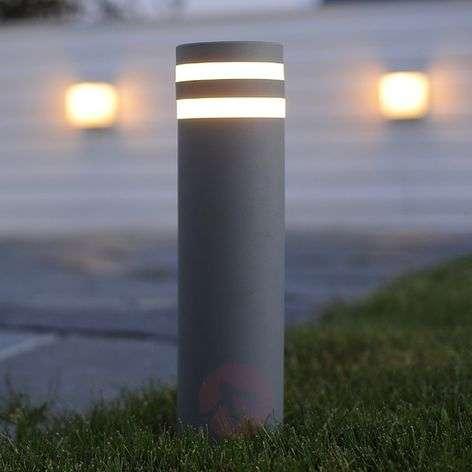 Beautiful designer pillar light Focus