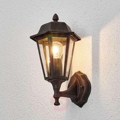 Beautiful outdoor wall light Lamina