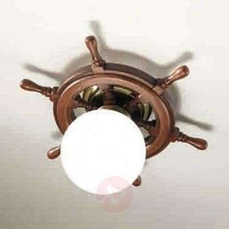Beautiful Timone ceiling light, spherical glass